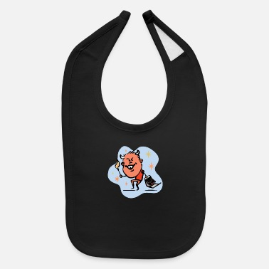 Match matches - Baby Bib