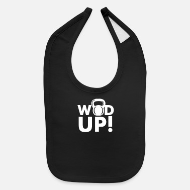 Crossfit Crossfit Wod Up - Baby Bib
