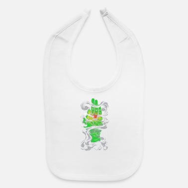 Smoking Smoking - Baby Bib