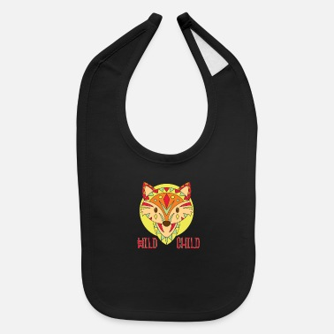 Birthday Wild Child - Baby Bib