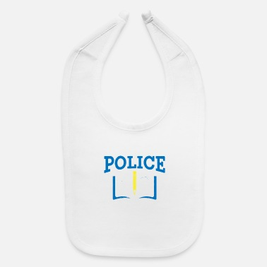 Grammar Police Funny Sarcasm English Teacher Costu - Baby Bib