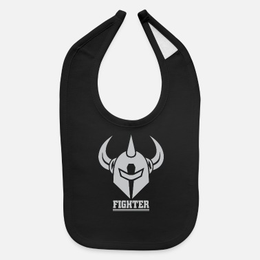 Fighter FIGHTER - Baby Bib