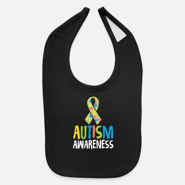 Autism Awareness Cute Autism Awareness for Autism Awareness - Baby Bib