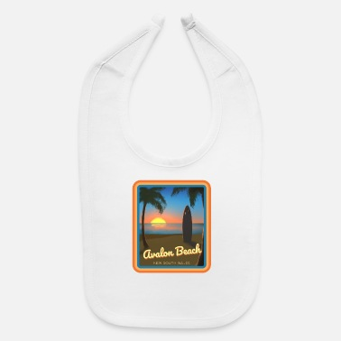 Avalon Avalon Beach New South Wales - Baby Bib