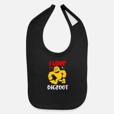 Bigfoot Bigfoot - Baby Bib