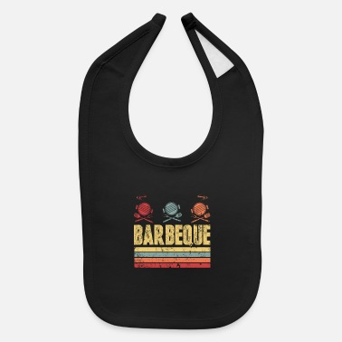 Gas Barbeque Grill Hobby Summer Gift - Baby Bib