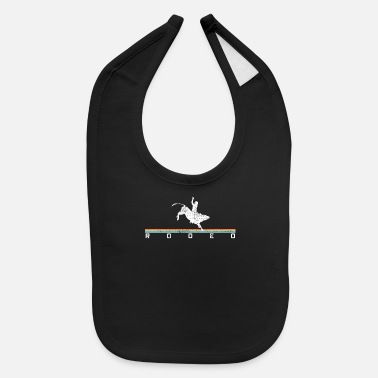 Country Rodeo - Baby Bib
