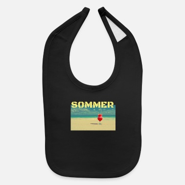Plaice SOMMER Design Nr.1 - Baby Bib