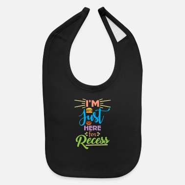 Start Of School Beginning of school - Starting school - Baby Bib