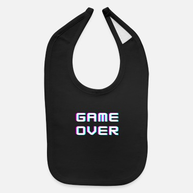 Game Over - Baby Bib
