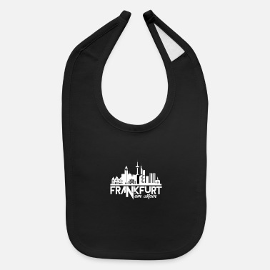 Frankfurt Am Main Frankfurt am Main - Baby Bib