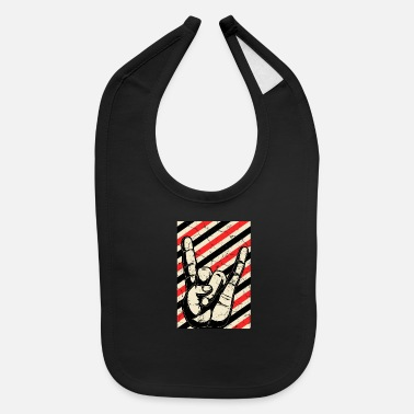 Punk Punk Rock Punks Punk - Baby Bib