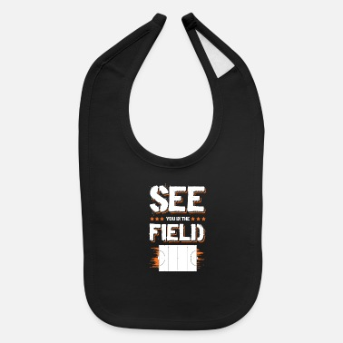 Street field hockey field hockey - Baby Bib