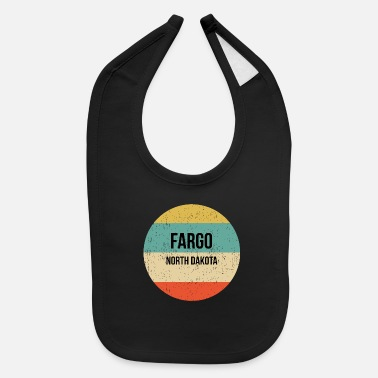 North Rhine-westphalia Fargo North Dakota Shirt Fargo - Baby Bib