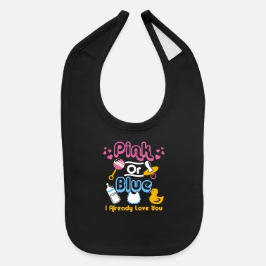 Baby Party Baby Party First Child - Baby Bib