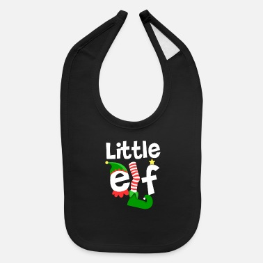 Baby Shower Little Elf - Baby Bib