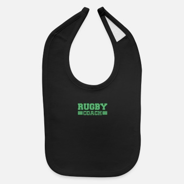 Rugby Game Ball Rugby Match Rugby Rugby Game Rugby Player - Baby Bib