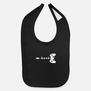 Frequency Gaming Frequency - Baby Bib
