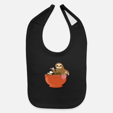 Loafer Ramen Loafers - Baby Bib