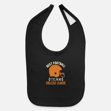 Best Football Best football Team - Baby Bib