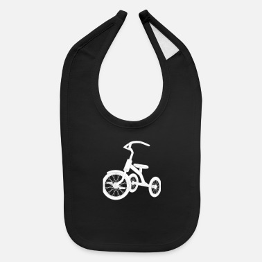 Tricycle Tricycle - Baby Bib