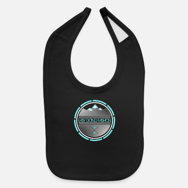 Easy Going Fashion Easy Going Fashion Logo - Baby Bib
