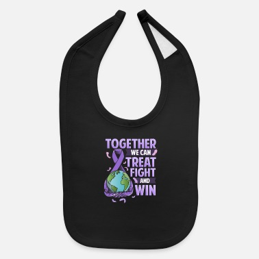 World Cancer Day World Cancer Day cancer awareness cancer - Baby Bib