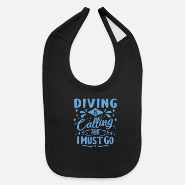 Dive Course Cool Best Diving Instructor Diver Fans Course Meme - Baby Bib