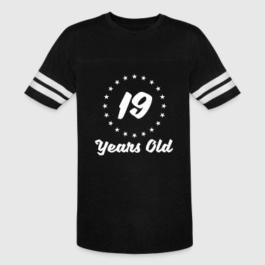 19 Years Old - Vintage Sport T-Shirt
