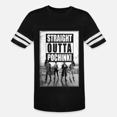 Straight Outta Pochinki STRAIGHT OUTTA POCHINKI - Vintage Sport T-Shirt