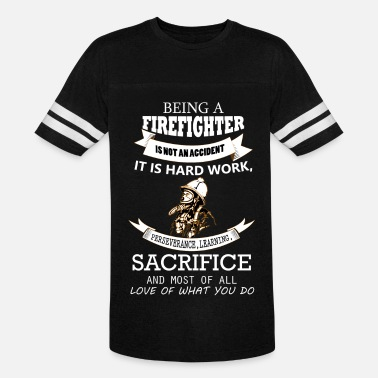 Fire Fighter Fire Fighter - Vintage Sport T-Shirt