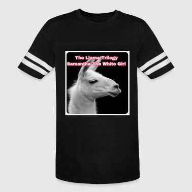 Trilogy The Llama Trilogy - Vintage Sport T-Shirt