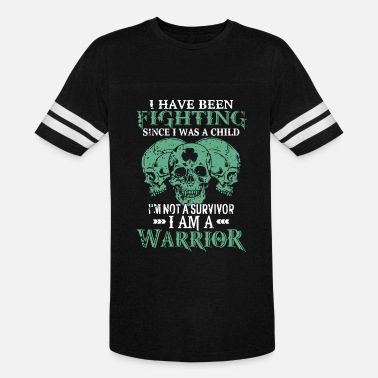 Fuck Awesome Since i have been fighting since i was a child i'm not a - Vintage Sport T-Shirt
