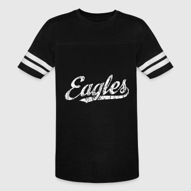 Mascot Politics Eagles Mascot Vintage Sports Name - Vintage Sport T-Shirt