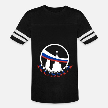 Россия Moscow Russia Moscow Russian gift Россия - Unisex Vintage Sport T-Shirt