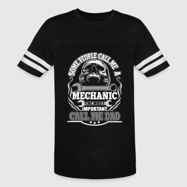 Some People Call Me A Mechanic T Shirt - Vintage Sport T-Shirt