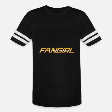 Chemie The Flash - Fangirl - Vintage Sport T-Shirt