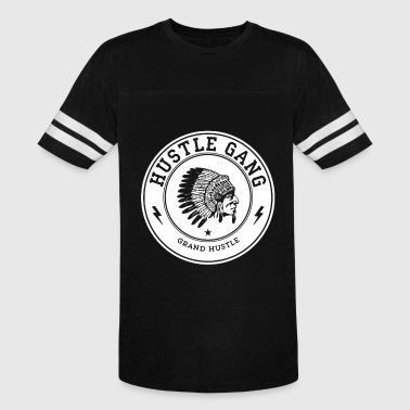 Hustle Gang Men Hustle - Vintage Sport T-Shirt