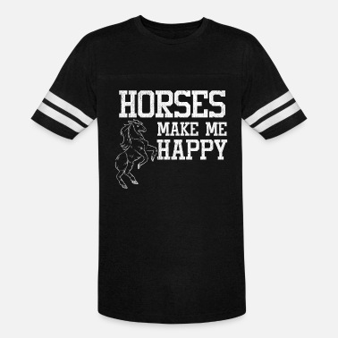Stall Love horses stall riding - Unisex Vintage Sport T-Shirt