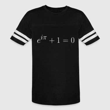 Eulers Identity Euler's Identity gift present idea - Vintage Sport T-Shirt
