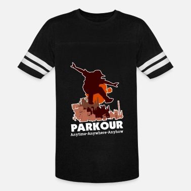 Parkour Clothes Parkour Shirt - Vintage Sport T-Shirt