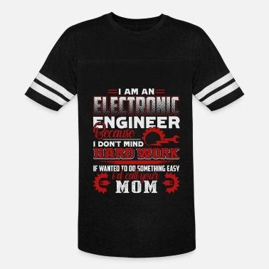 Electronics ELECTRONIC ENGINEER SHIRT - Vintage Sport T-Shirt