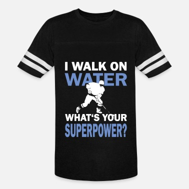 Hockey Sayings Ice Hockey Superpower Funny Saying - Vintage Sport T-Shirt