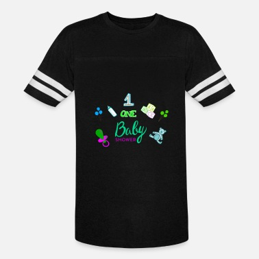 Baby Shower Boy BaBy Shower - Vintage Sport T-Shirt