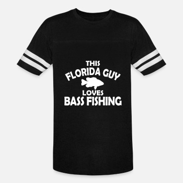 Bass Fishing Tournaments Forida Bass Fishing - Vintage Sport T-Shirt