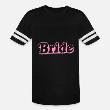 Pink Hen Party Bride Pink Top Wedding Hen Party Gift Married To B - Vintage Sport T-Shirt