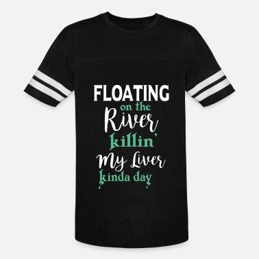 eae7854104f6 Custom-thong floating on the river killin my liver kinda day so - Unisex  Vintage
