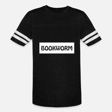 Funny Book Funny Book Lover Design Funny Book Lover Shirt. Book Worm - Vintage Sport T-Shirt