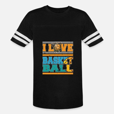 I Love Basketball Player I Love Basketball Sports Player - Vintage Sport T-Shirt