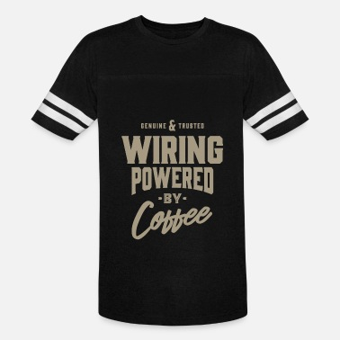 Wiring Diagram Wiring Coffee - Vintage Sport T-Shirt